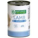 Nature`s Protection Puppy Lamb 400g (jagnięcina)