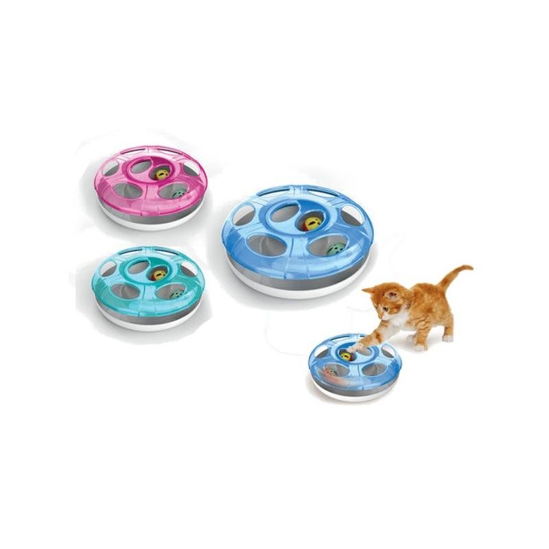 Zabawka dla kota Gonitwa UFO