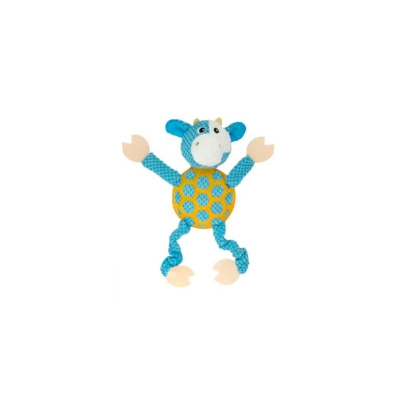Gumowa zabawka dla psa - ring