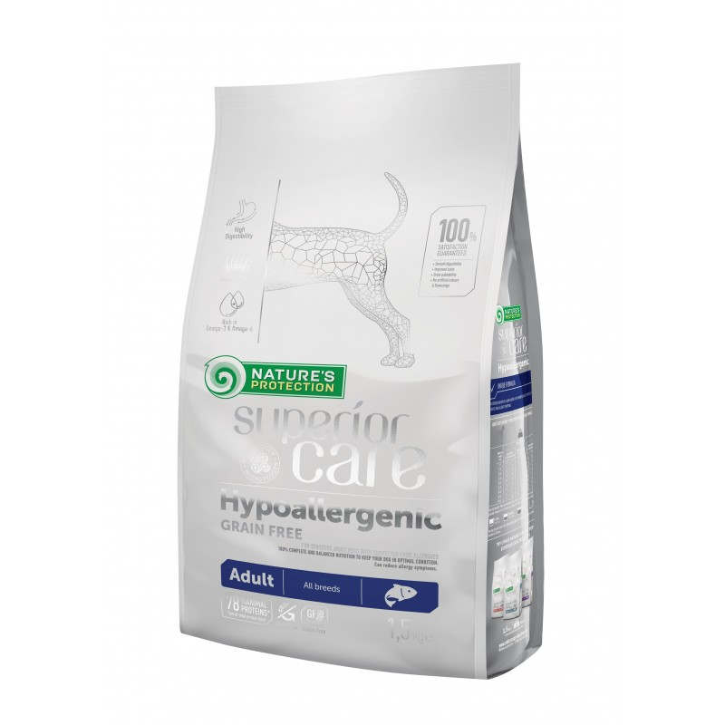 NP Superior Care Hypoallergenic Adult All Breeds