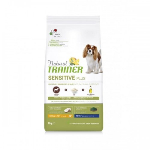 Trainer Natural Adult Horse-konina) 7kg ( mini)/12 kg (medium-maxi)