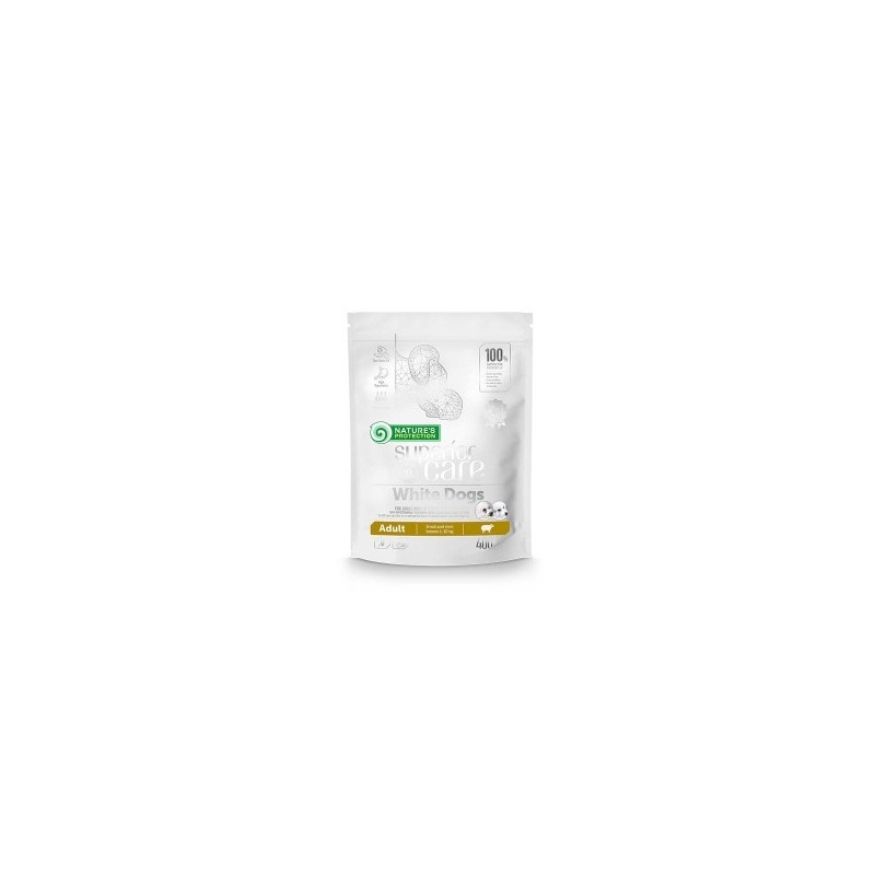 Naure's Protection WHITE Dogs superior care