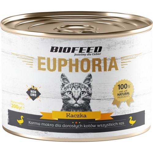 Biofeed Euphoria -Kaczka 200g