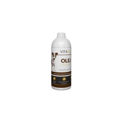 Vitasol olej z łososia dla psa 100/250/500/1000 ml