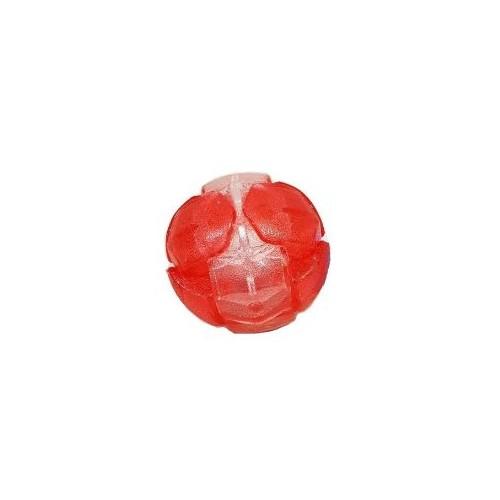 Piłka, czerwono-biała