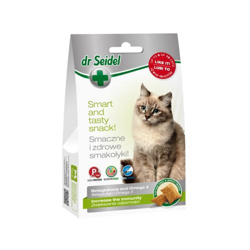DR SEIDEL SMAKOŁYKI na zwiększenie odporności dla kotów 50 g