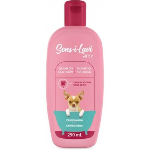 SENS-I-LAVI Szampon dla psa rasy chihuahua 250ml