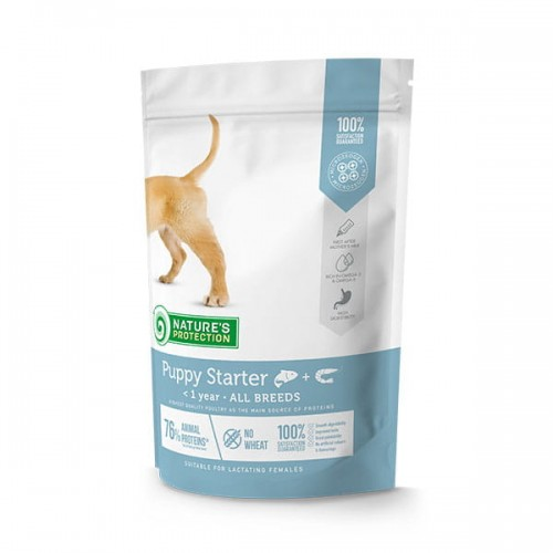 Nature's Protection Puppy Starter 500g/2kg