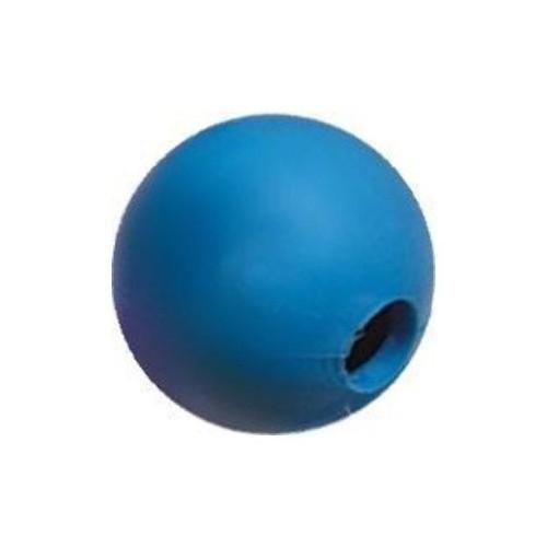 Zabawka piłka gumowa z dzwonkiem 7.5 cm