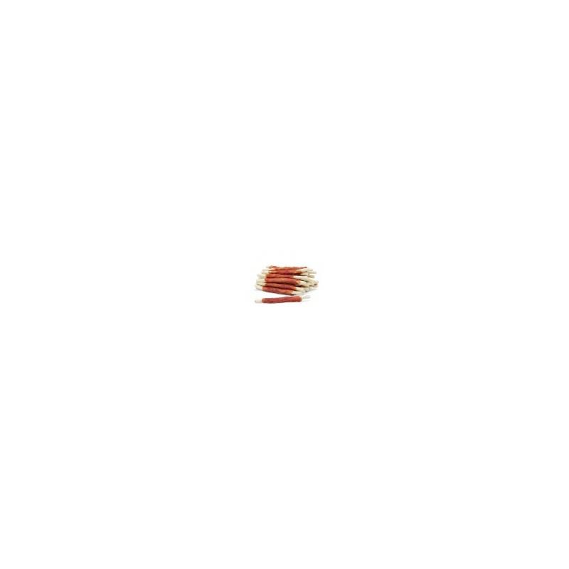 Pałeczki wołowe owinięte piersią kaczki 12 cm - 500g
