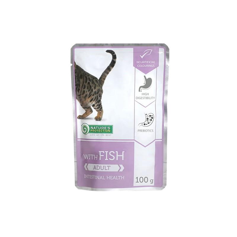 "Nature's Protection Fish Adult ""Intestinal health"" 100g"