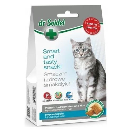 Dr Seidel Smakołyki hipoalergiczne dla kota 50g