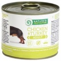 Nature's Protection Adult Chicken & Turkey 200g (kurczak, indyk)