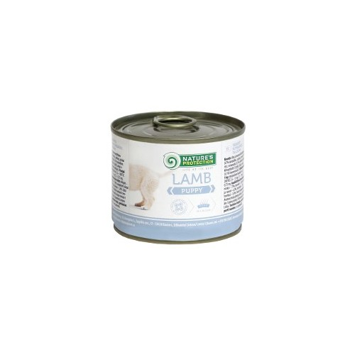 Nature's Protection Puppy Lamb 200g (jagnięcina)