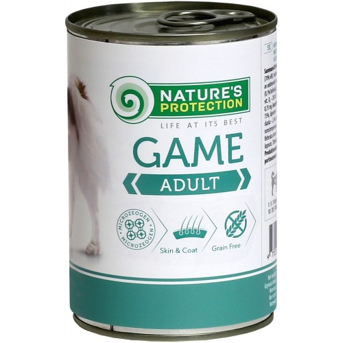 Nature's Protection Game 400g