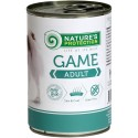 Nature's Protection Game 400g (dziczyzna)