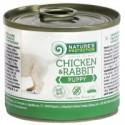 Nature's Protection Puppy chicken & rabit 200g (kurczak, królik)