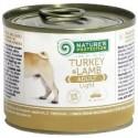 Nature's Protection Turkeym & Lamb light 200g (indyk, jagnięcina)
