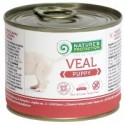 Nature's Protection Veal Puppy 200g (cielęcina)