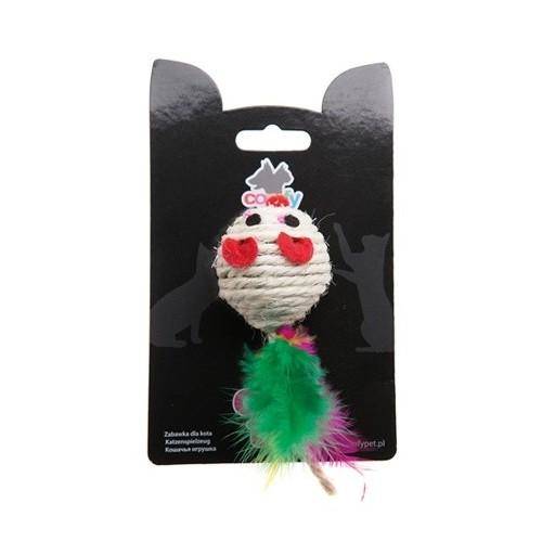 Zabawka dla kota - Rybka i Myszka