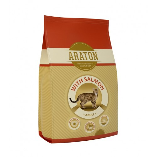 ARATON Cat Adult Chicken & Salmon