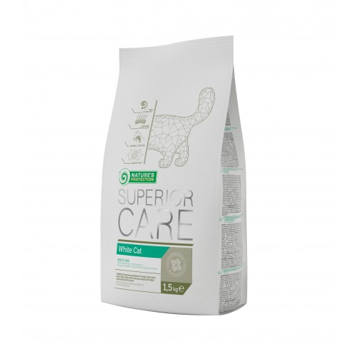 Nature's Protection Superioc Care white dogs